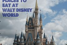 Disneyworld / by Kaitlyn Winningham