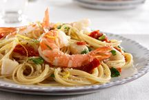 Barilla Recipes to die for! / by Polly Klidaras