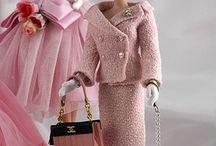Bonecas Chanel