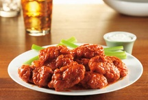 Applebee's Buffalo Chicken Bites / Applebee's buffalo chicken bites