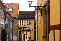 Danish cities