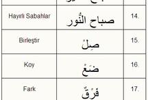Arapça dili