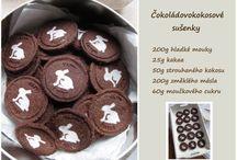 Sušenky a keksy