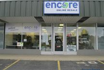 Who We Are / Encore Online Resale sells a variety of quality pre-owned items on consignment.