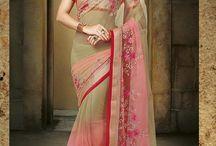Indian Retail Designer Sarees Store / Online designer sarees online with best market price. Grab fast @ http://fashionfiza.com/sarees/designer-sarees