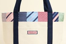 Totes, Wristlets, and Other Accessories / by Katie Voils