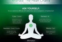 4 chackra ANAHATA - cardiaco / heart chakra