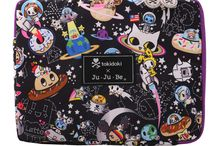 Space Place: tokidoki x Ju-Ju-Be