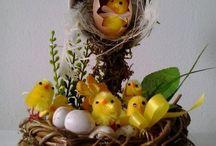 Wiosna rzemiosła Wielkanoc