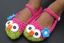 To make for my beautiful girls... Someday :) / Note to self: learn to crochet!