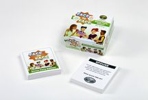 "Face to Face Card Game / Face To Face™ Card Game for Kids, Teens, and Adults This new game is played with a deck of 96 question cards that ask players questions that stimulate lively discussions on real-life issues. It helps build the critically important life skill of ""Face to Face"" authentic communication that is rapidly being replaced by today's online chatter. We designed the game to reinforce principle-based decision making with the intent of developing and strengthening a person's character."