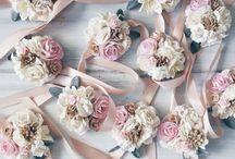 Braccialetti di fiori