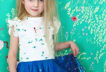 Платья и одежда для девочек