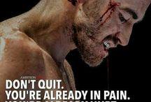 Motivácia v telocvični