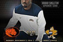ORU Athletic Graphics / by ORU Athletics