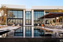 Swimming Pools / by Architectural Digest