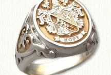 Anillos rings