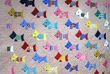 Patch d'animaux / patchwork