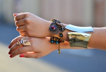 Accessorize / Necessities to pull an outfit together.