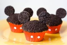 Ideas for cakes and cupcake / Cooking