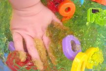 Sensory Activities / by Melissa Spaulding