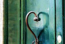 Door Lock, Door Knob & Door Knocker