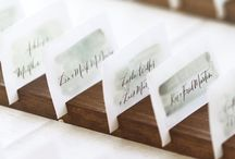 Seating & Escort Cards