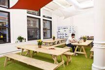 creative hub space / modern, and hip theme break
