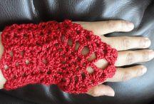 ...Mas Crochet / Mis proyectos elaborados en lana e hilo