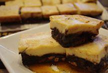 Brownie, Blondie and Bar Recipes