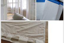Twin Sheet Curtains