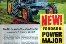 Traktorit Ford/son