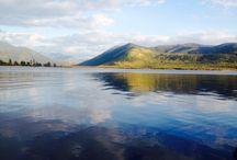 Природа / Все оттенки Байкальской природы  в сочетании Озера и Баргузинских гор