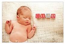 newborn│kids / by Arielle Cheh