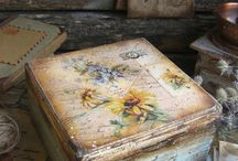 GREAT DECOUPAGE GREATIONS