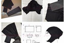 hijab sewing
