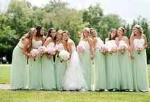 Menta esküvő - Mint wedding