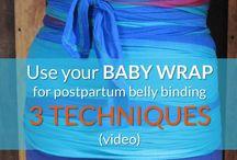 belly binding