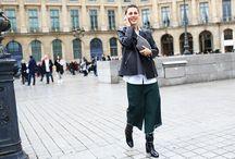 Hervia Looks at Paris Fashion Week AW14 / Hervia Looks at Paris Fashion Week AW14
