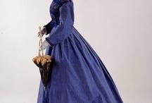 (1837-1901) Victorian Period Fashions