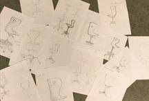 Tegning - Ungdomsskolen