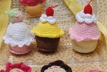 Crochet food / Food