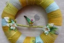 Wreaths I Love / by A. Liz Adventures