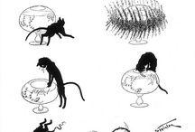 действия кошек
