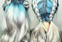 Hair / REMEMBER! Most of hairstyles on Pinterest are PHOTOSHOPED!