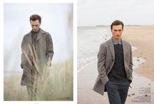 Menswear Editorial - Formal Wear