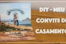 DIY DE CASAMENTO