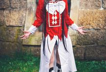 Alice Baskerville cosplay / Pandora Hearts