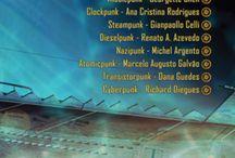 Literatura brasileira - Steampunk / Os melhores livros nacionais de steampunk.