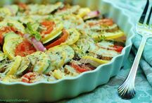 Vegetables  / Vegetable recipes from The Saucy Southerner